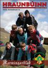 hraunbuinn2008-forsida